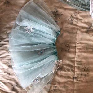 Other - Snowflake Elsa skirt